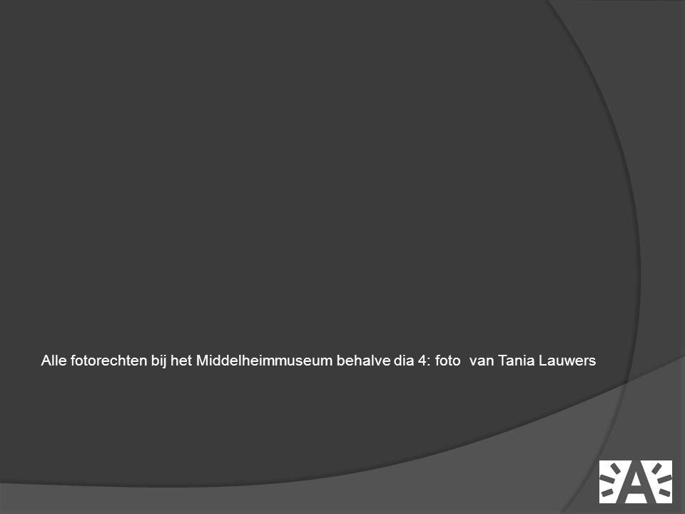 Alle fotorechten bij het Middelheimmuseum behalve dia 4: foto van Tania Lauwers