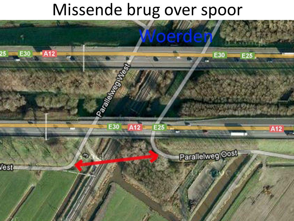 5 Missende brug over spoor