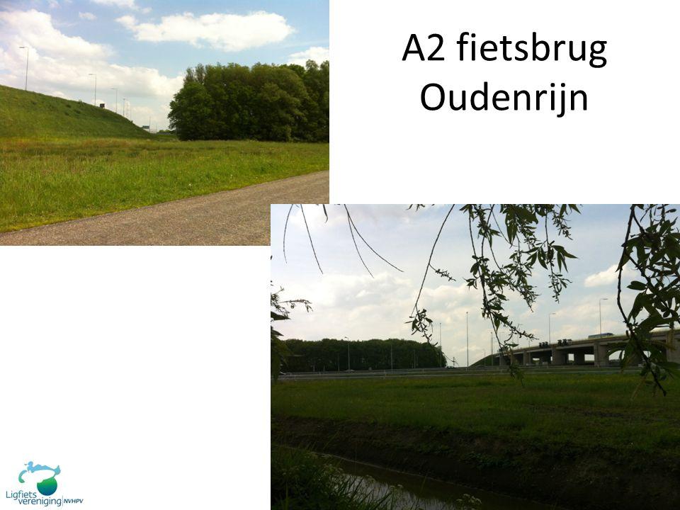 7 A2 fietsbrug Oudenrijn