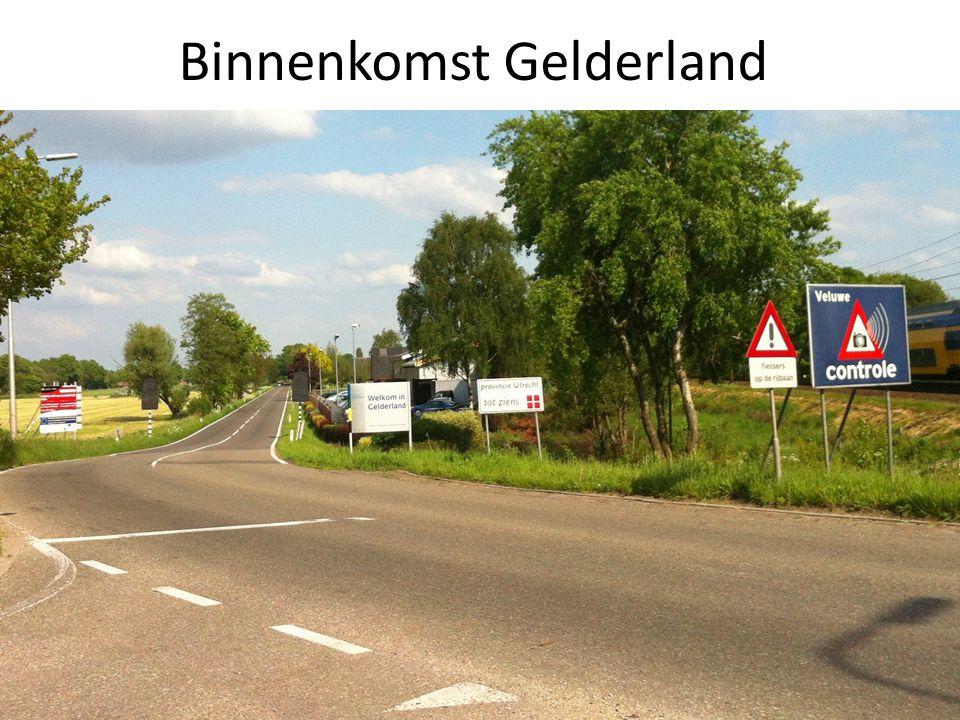 9 Binnenkomst Gelderland