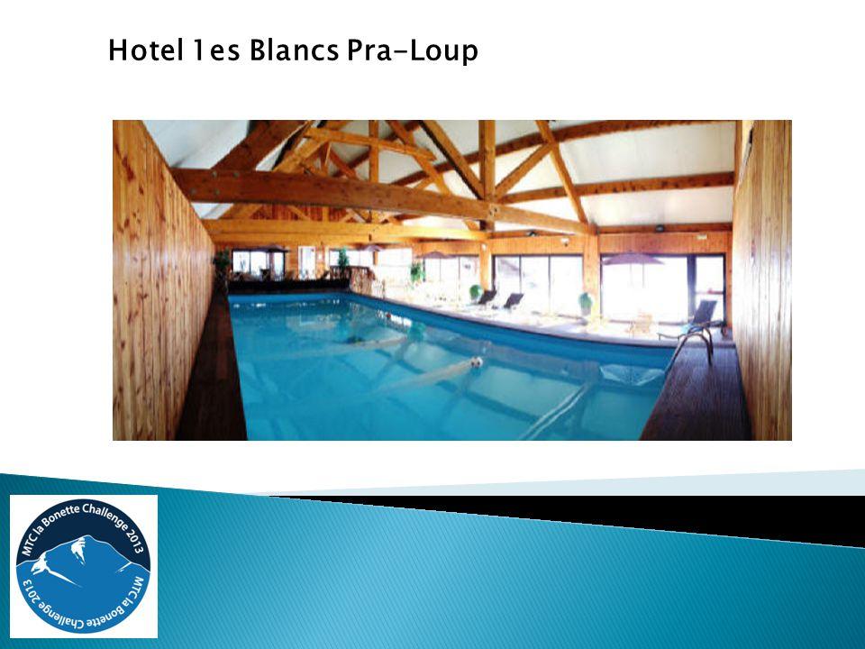 Hotel 1es Blancs Pra-Loup