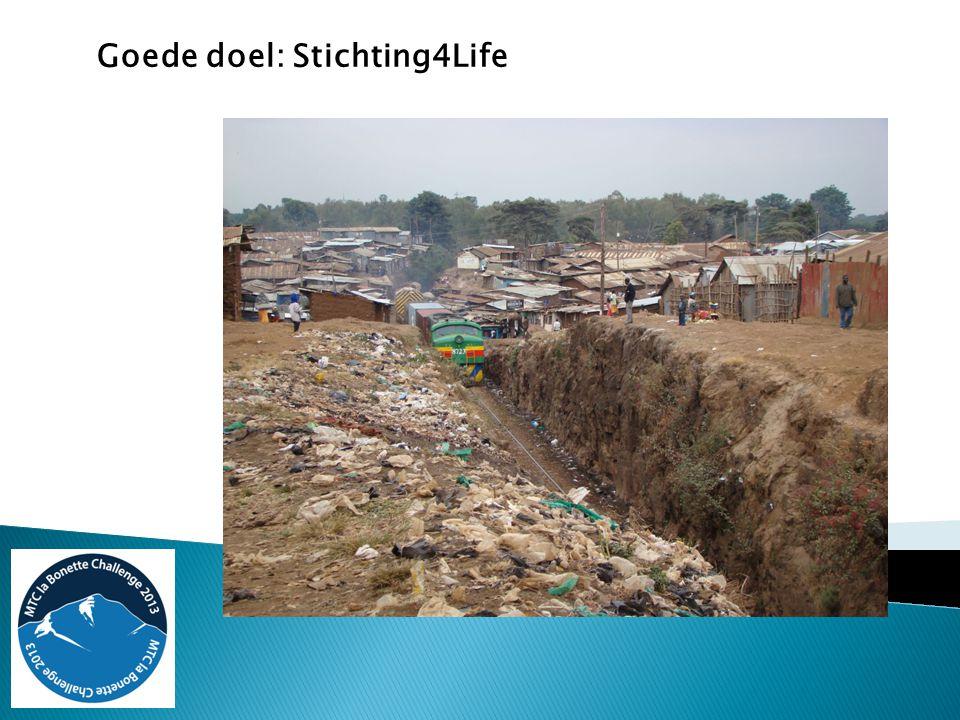 Goede doel: Stichting4Life