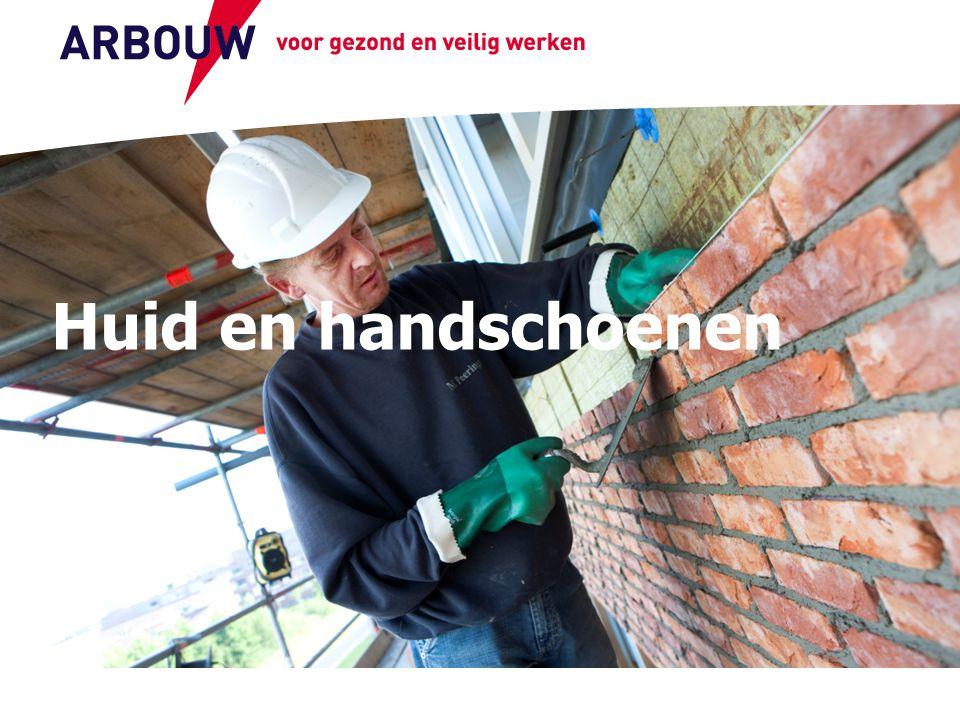voor gezond en veilig werken Huid en handschoenen