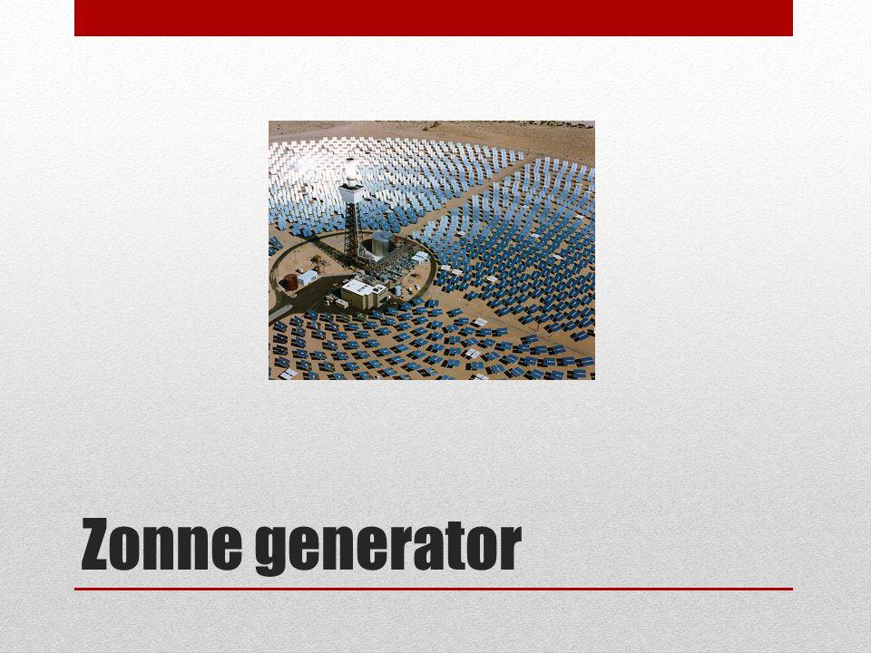 Zonne generator