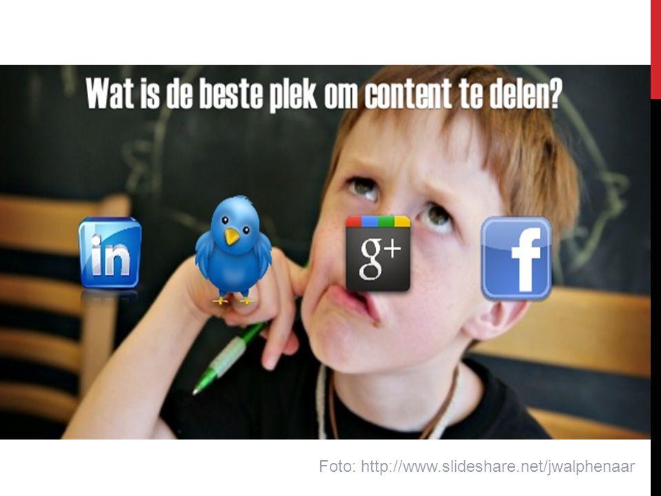 Foto: http://www.slideshare.net/jwalphenaar