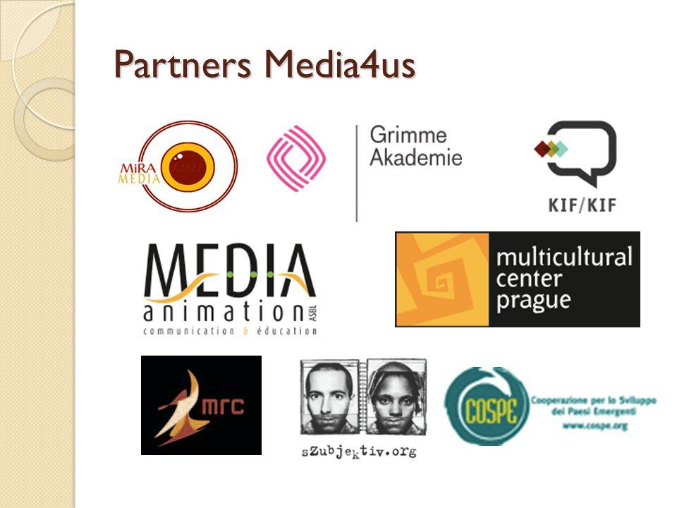 Mediatraining  Woordvoerderstrainingen (per land)  Journalistieke trainingen (per land)  Summerschool in Zweden waar deelnemers uit verschillende landen elkaar ontmoeten en gezamenlijk producten maken.