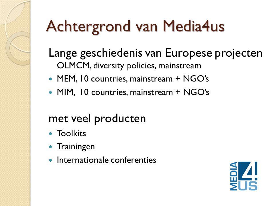METRO bijlagen  Artikelen geschreven door projectdeelnemers  Artikelen gelinkt aan clips of webinformatie via QR codes  7 of 8* nationale edities met gemeenschappelijke en landspecifieke onderwerpen.