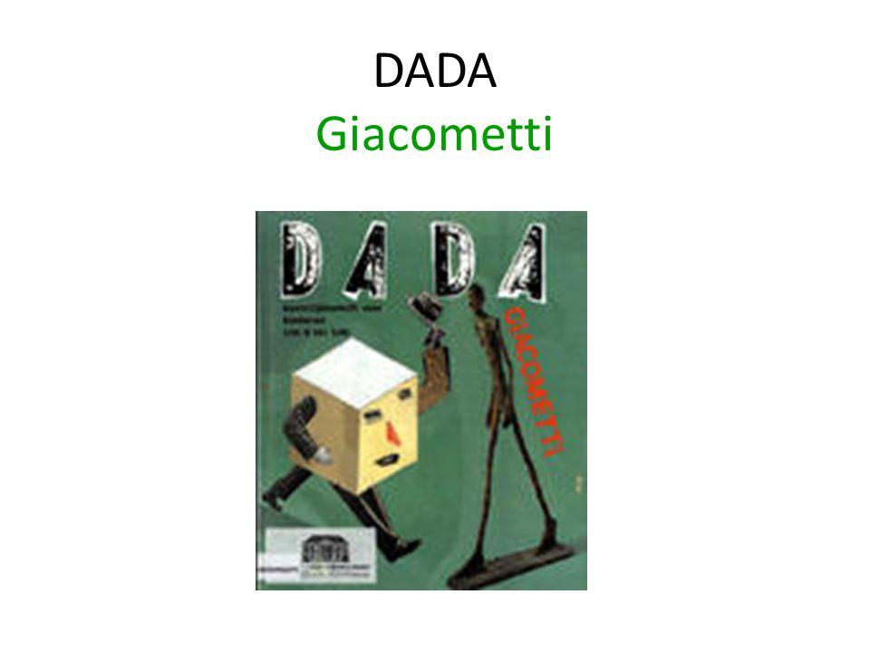 Van 6 tot 106 Goed: -Leuke vormgeving, goede plaatjes -Duidelijk taal -Grote letters -Vrolijk, aanwezige sfeer -Tips (museum bezoeken) -Alle boekjes 1 geheel Slecht: -Soms veel tekst -Moeilijk voor kinderen van 6 (vruchtbaarheid) DADA Giacometti