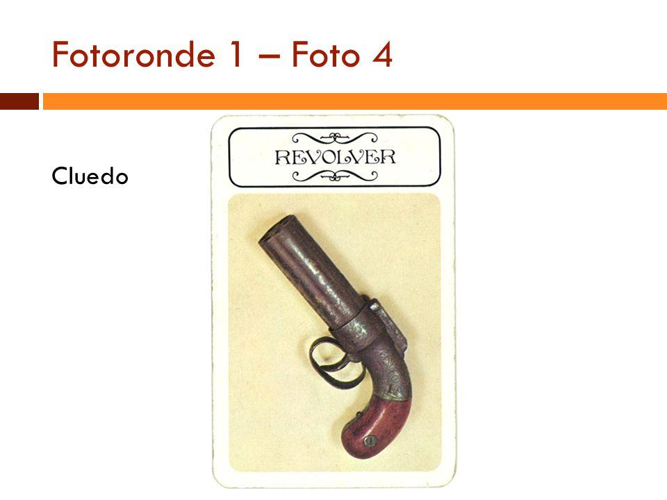 Fotoronde 1 – Foto 4 Cluedo