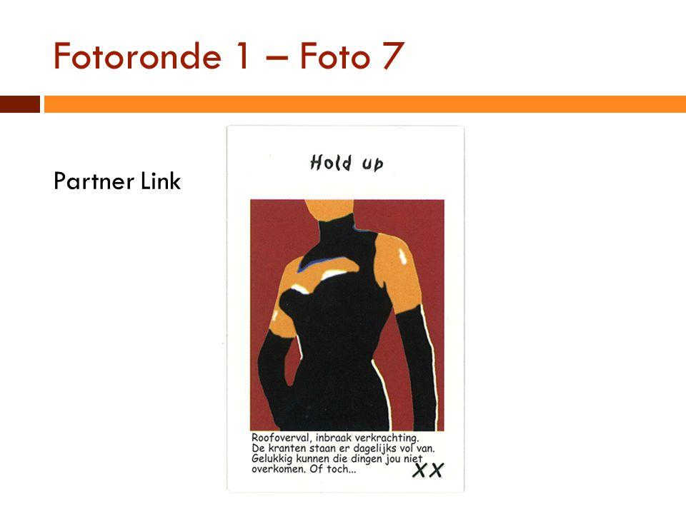 Fotoronde 1 – Foto 7 Partner Link