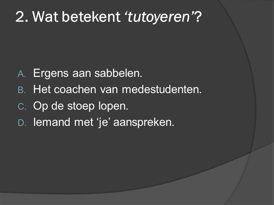 13. Wat is de provincievlag van Noord-Holland? A B C D