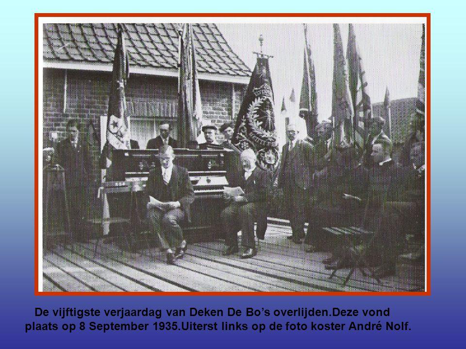 Geboortehuis Leonard Lodewijk De Bo nu het huidige cafe Het Neerhof .