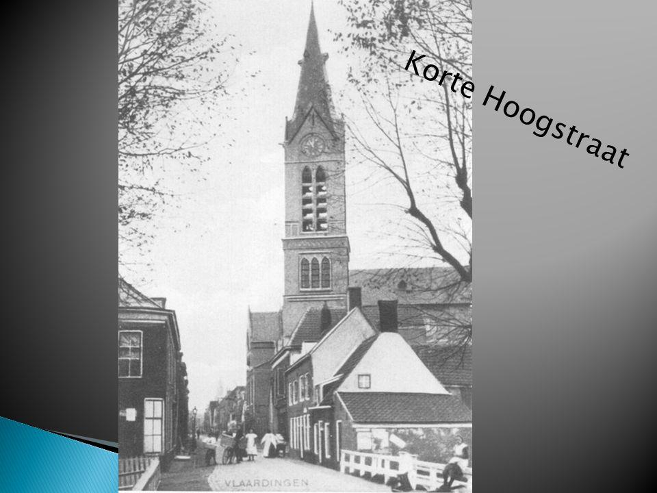 Liesveldse laan 1954