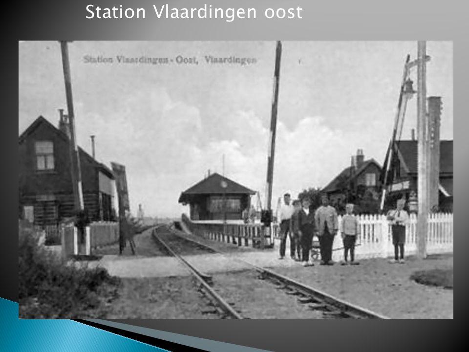 Station Vlaardingen oost