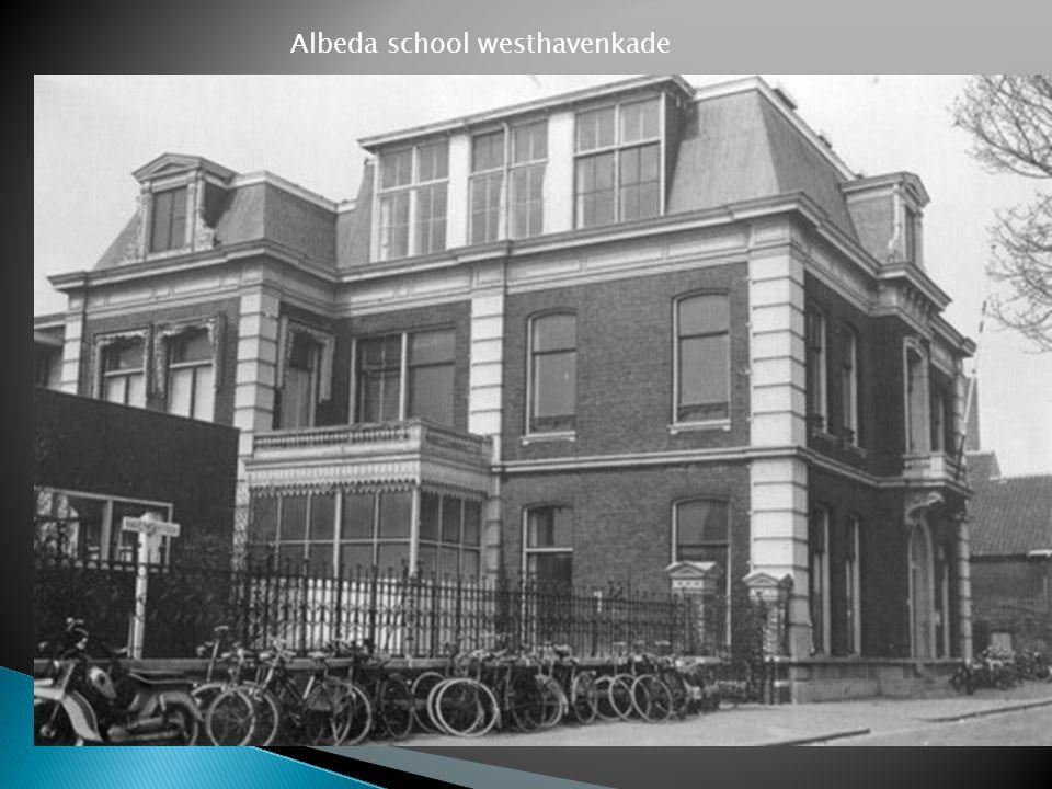 Albeda school westhavenkade
