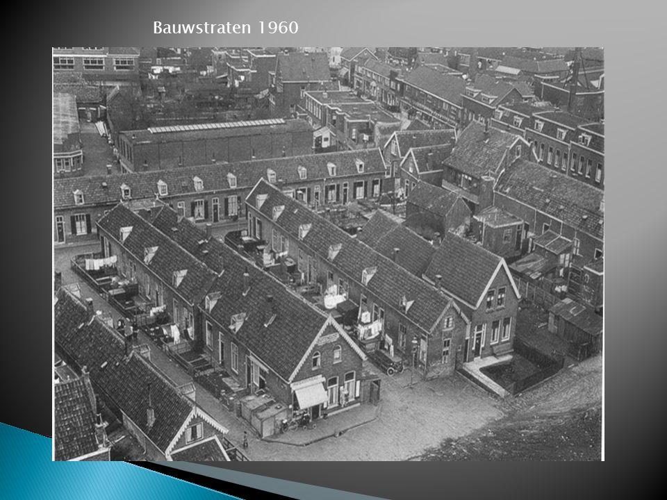 Bauwstraten 1960