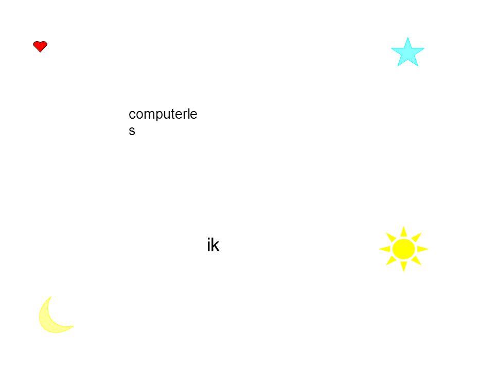 ik computerles