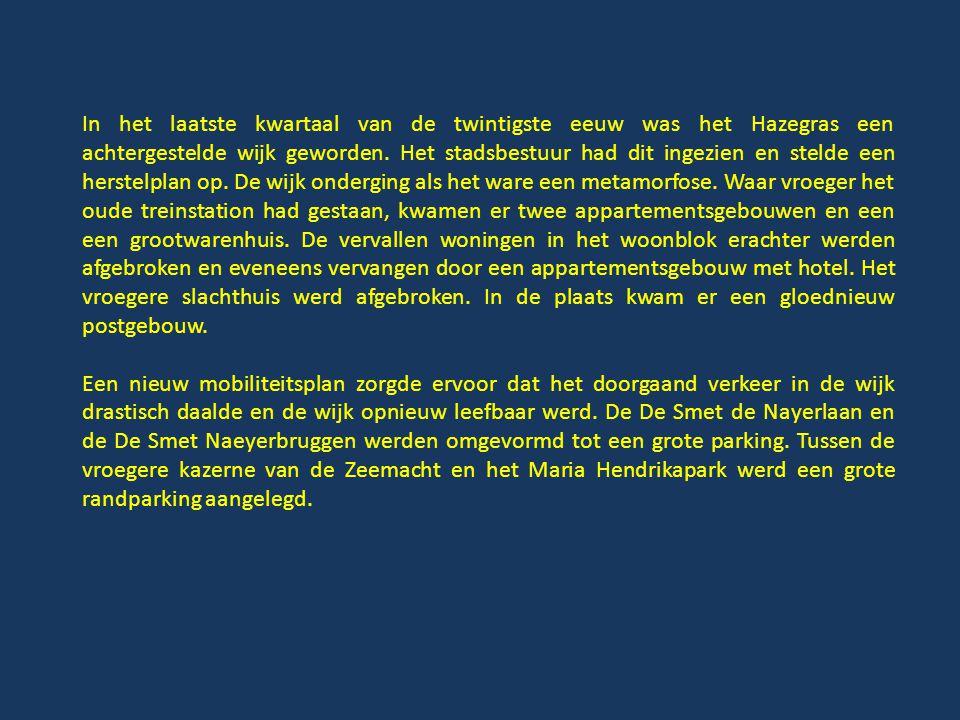 Het huidige Ernest Feysplein had vroeger volgende benamingen : Nieuwe Markt, Stationsplein en Vandersweepplaats.