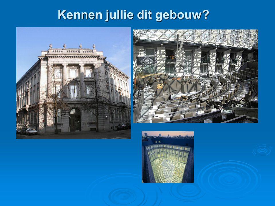 Het Vlaamse Parlement = de wetgevende macht  Hoeveel leden telt het Vlaamse parlement.