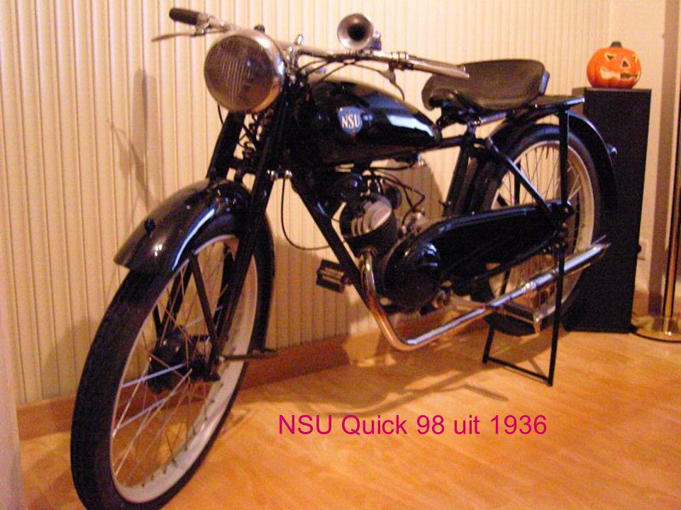 NSU PRIMA 150cc