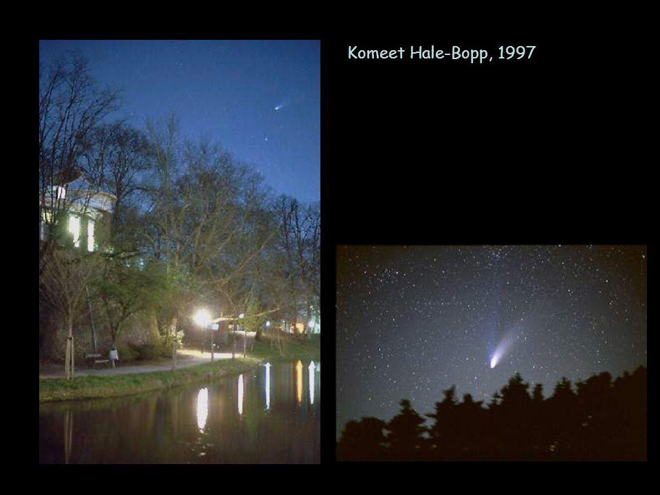 Komeet Hale-Bopp, 1997
