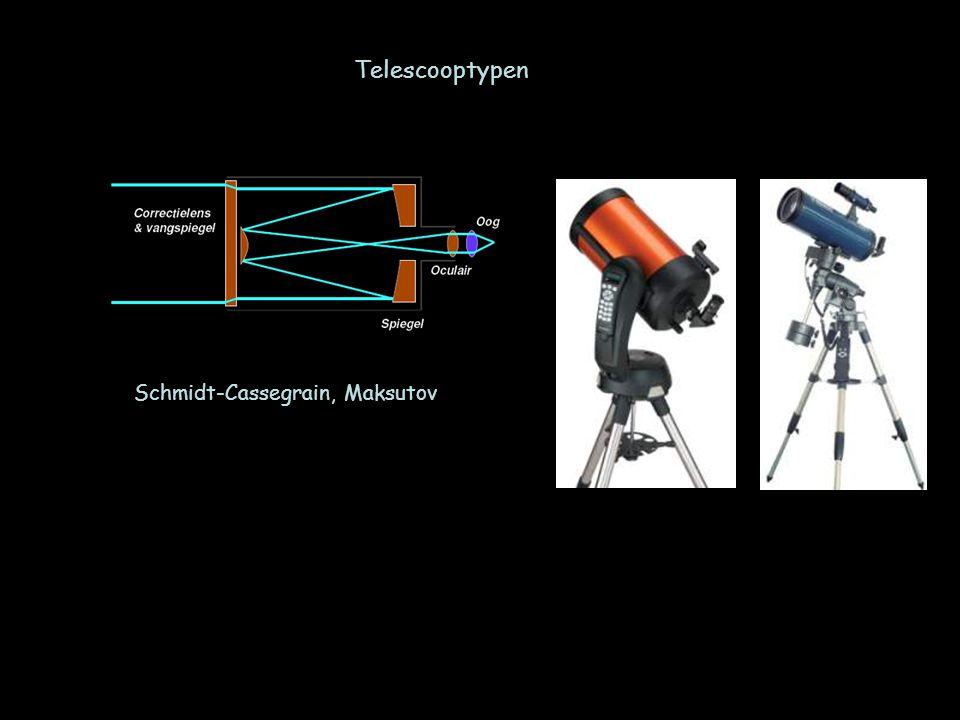 Telescooptypen Schmidt-Cassegrain, Maksutov