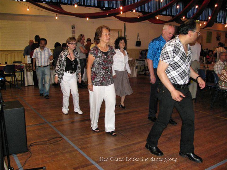 Continu mensen op de dansvloer