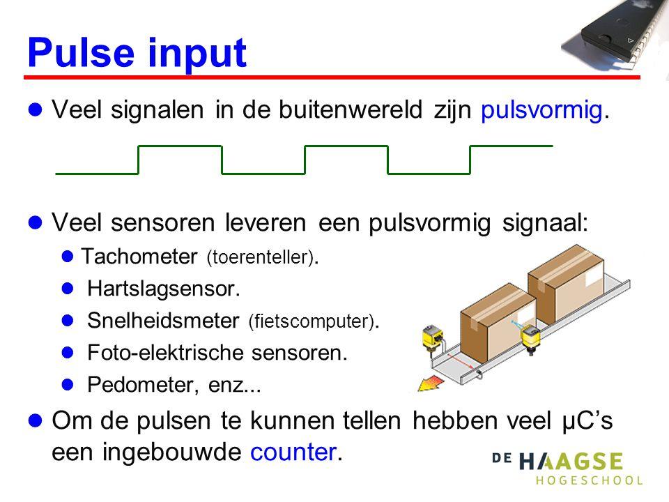 Timer/Counter0  Counter: kies externe clock T0 = PB0.