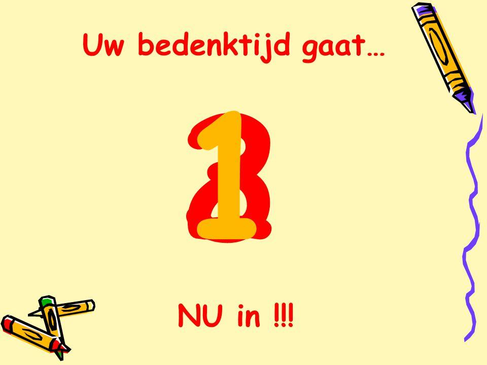 """Welke leertheorie is in Nederland vormgegeven aan de hand van """"12 principes""""?"""