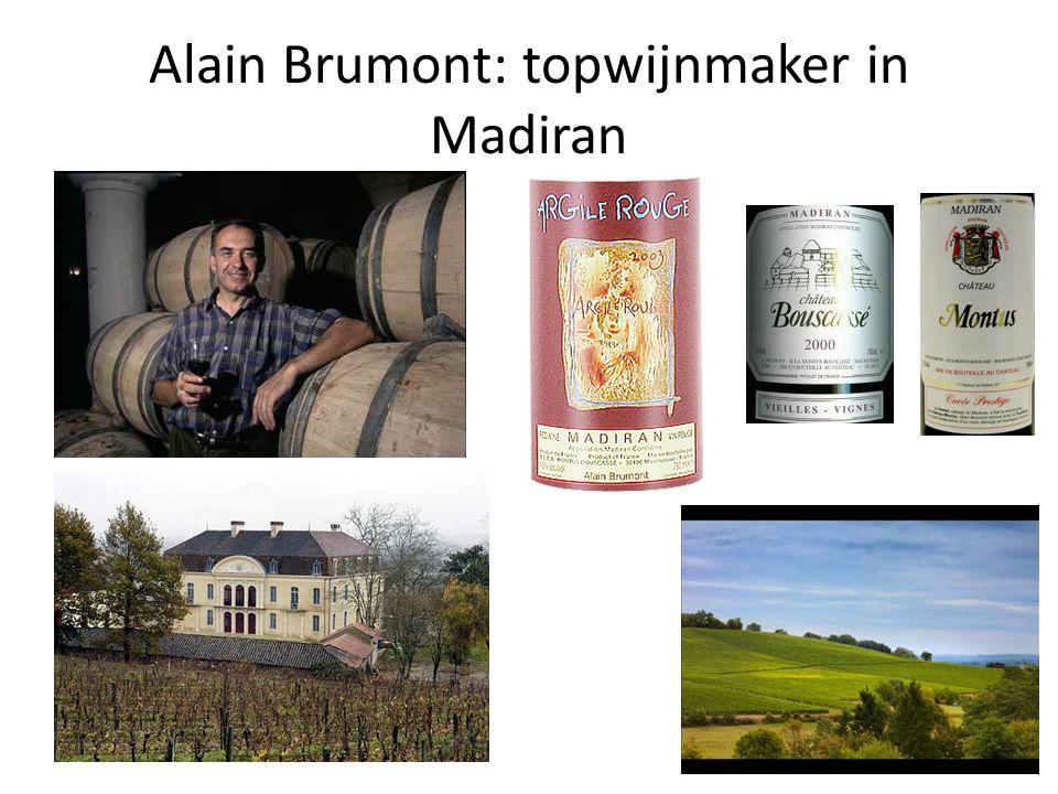 Alain Brumont: topwijnmaker in Madiran