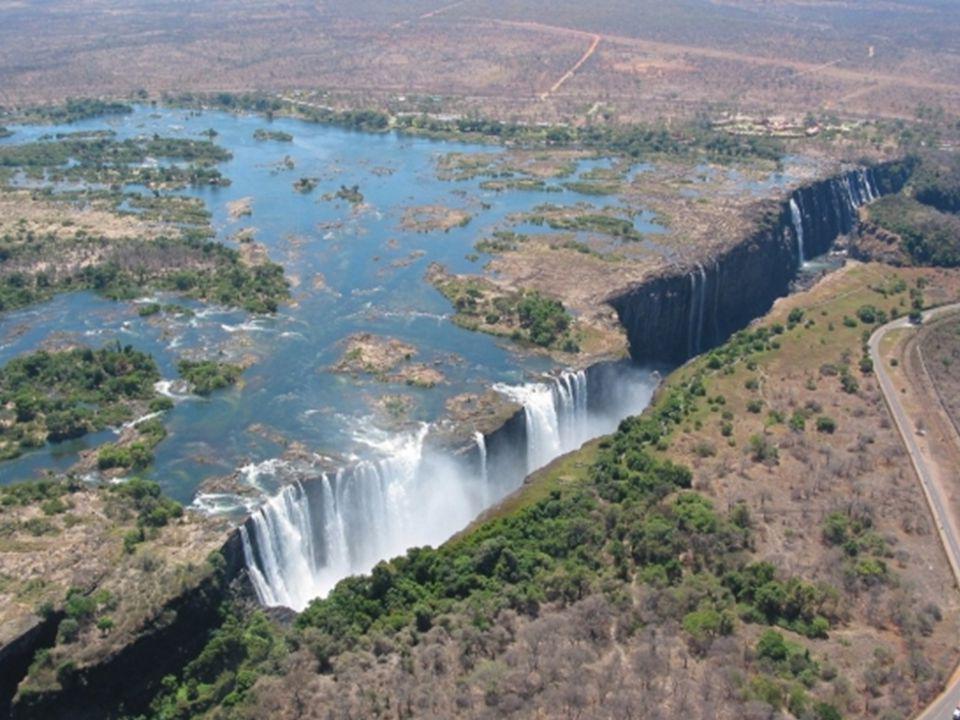 EINDE Op de website www.nl.wikipedia.org/wiki/victoriavallen vind je www.nl.wikipedia.org/wiki/victoriavallen twee VIDEO'S waarin je de watervallen live meemaakt.