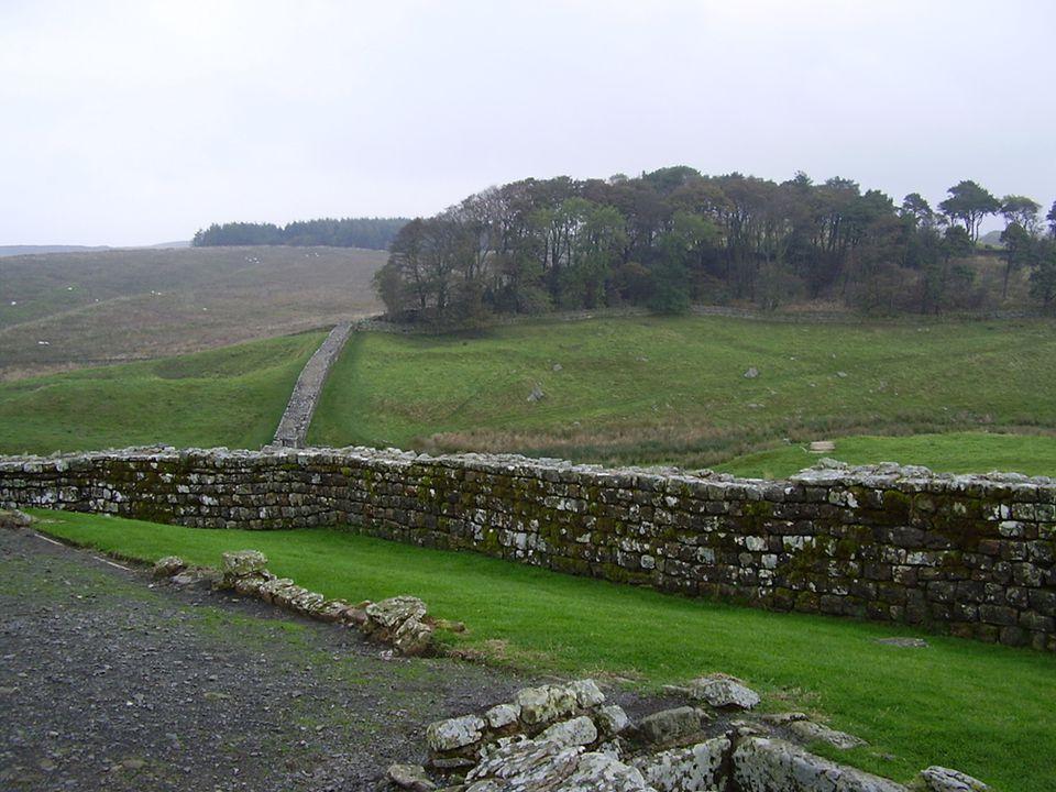  Nog meer foto's.Nog meer foto's  De muur was 117 km lang.
