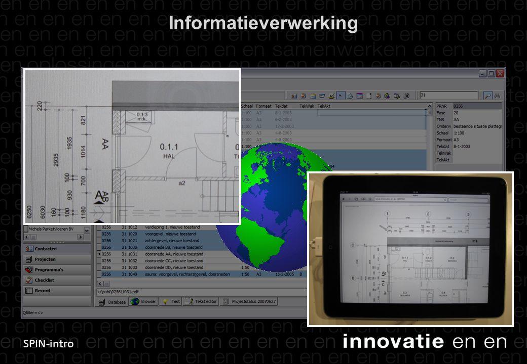 SPIN-intro Informatieverwerking Snel publiceren