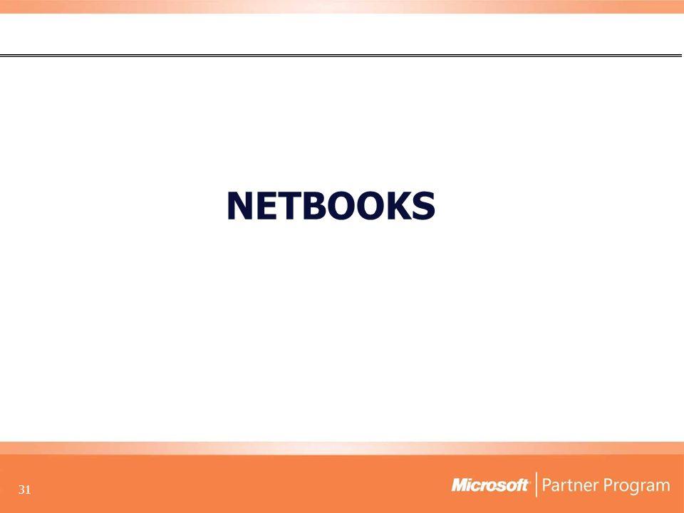 31 NETBOOKS