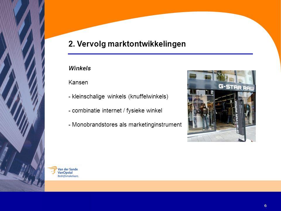 7 2.Vervolg marktontwikkelingen Kantoren - veel leegstand, Breda ca.