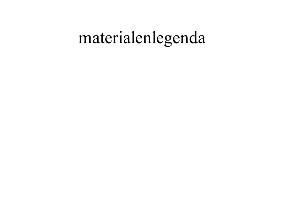 materialenlegenda