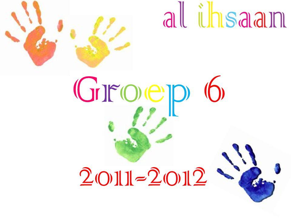 Groep 6Groep 6 2011-2012