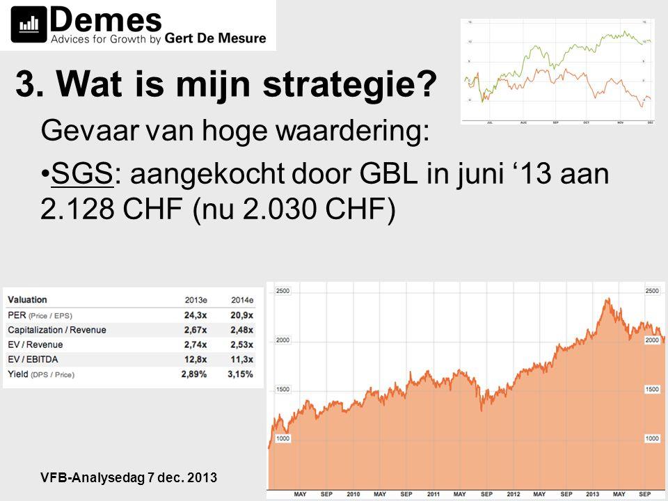 www.gertdemesure.beVFB-Analysedag 7 dec.2013 4. Hoe zoeken en tewerk gaan.