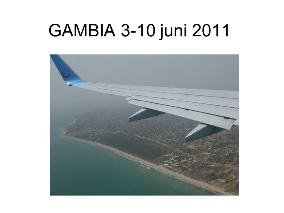 GAMBIA 3-10 juni 2011