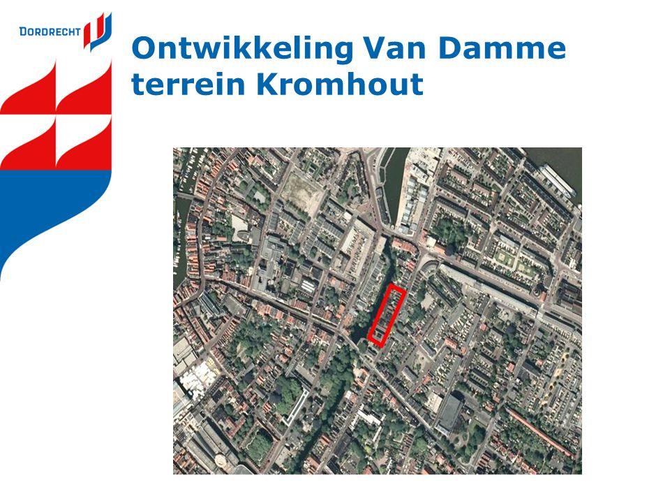 Ontwikkeling Van Damme terrein Kromhout