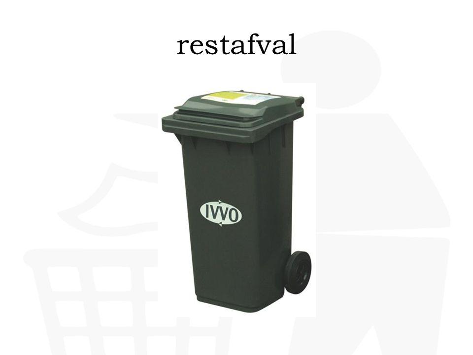 restafval