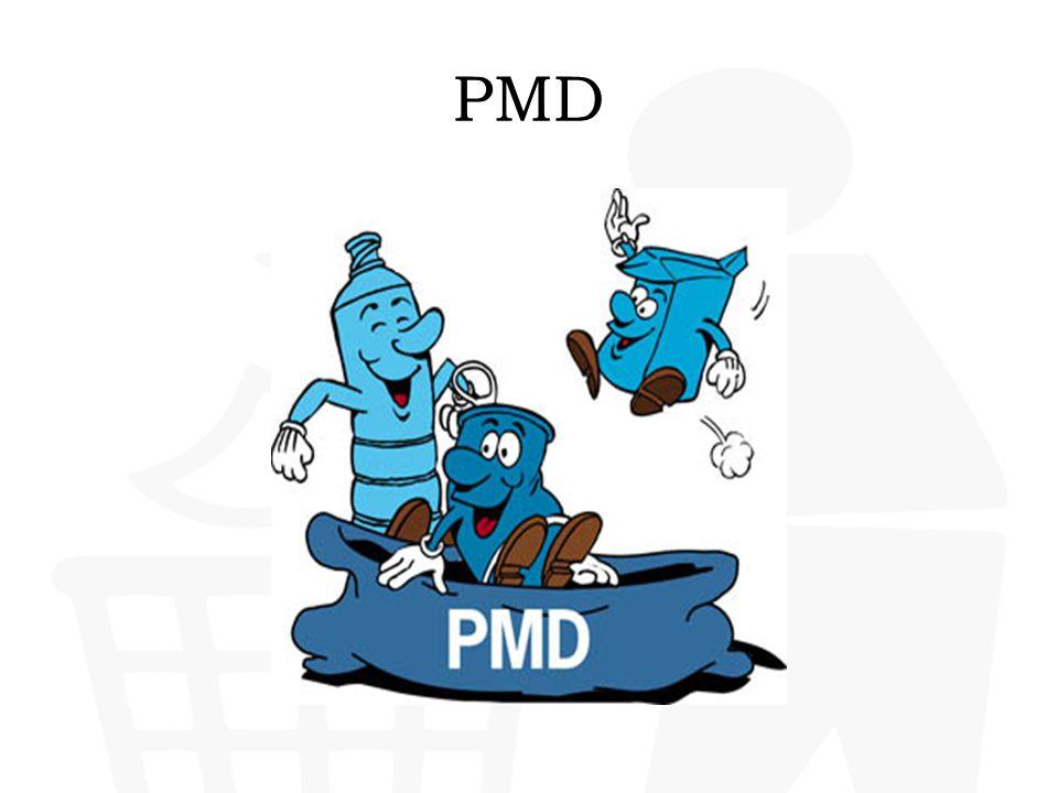 • Plastic Metaal en Drankkartonnen • blauwe zak • moeilijk te verwerken afval • ophaling door vuilnismannen