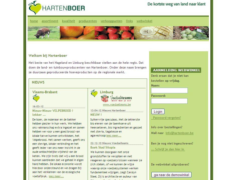Hartenboer  Afrekening  Financ.