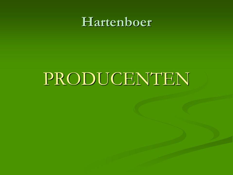 Hartenboer PRODUCENTEN