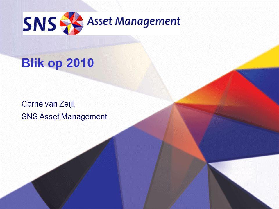 Blik op 2010 Corné van Zeijl, SNS Asset Management