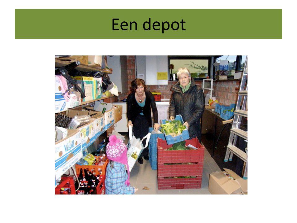 Een depot
