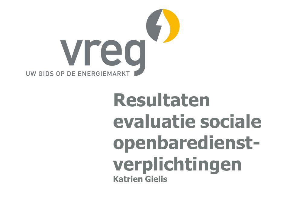 Resultaten evaluatie sociale openbaredienst- verplichtingen Katrien Gielis