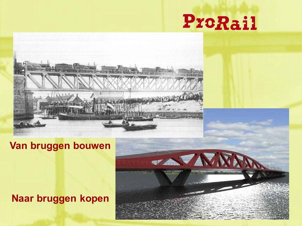 2 Van bruggen bouwen Naar bruggen kopen