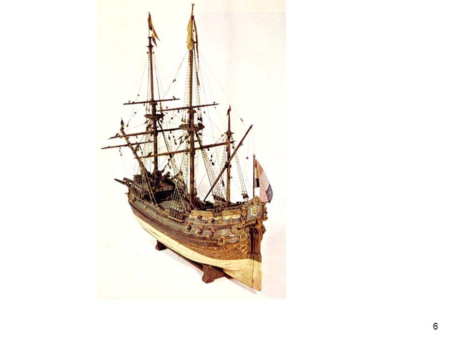 3 Handel, scheepvaart en visserij •Handel, scheepvaart groeien enorm door –val Antwerpen –Amsterdam is stapelmarkt (centrale ligging) •Ontwikkeling van de bank –Wisselbank –Bank van lening –Koopmansbeurs 7