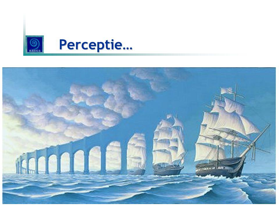 Perceptie…